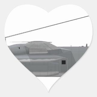 HC-130P Hercules SAR Heart Sticker
