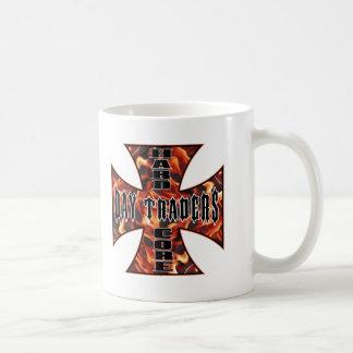HC Day Trader Classic White Coffee Mug