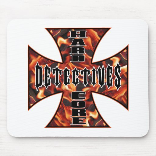 HC Detectives Mouse Pad