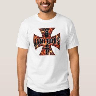 HC Janitor Tee Shirt