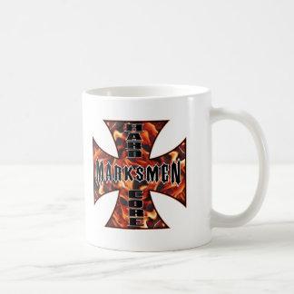 HC Marksmen Classic White Coffee Mug
