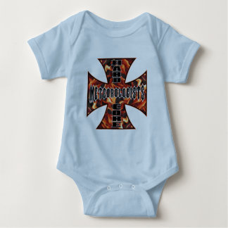 HC Meteorologist Baby Bodysuit