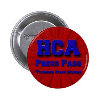 HCA Press Pass Button