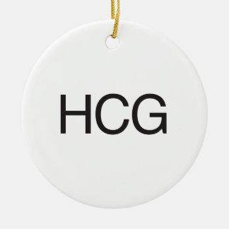 HCG ADORNOS DE NAVIDAD