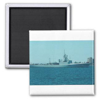 "HCMS Saskatchewan"", Canadian Navy destroyer escort Magnets"