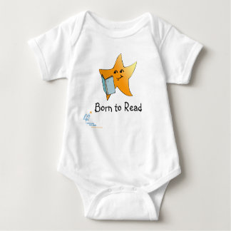 HCPL Born to Read Tee Shirt