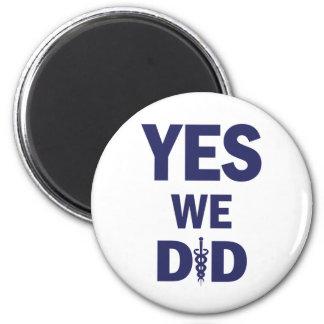 HCR - ¡Hicimos sí! Imán De Frigorifico