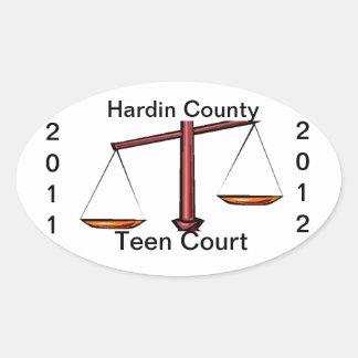 HCTC Sticker