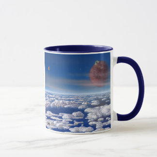 HD168443 c and Moons Mug