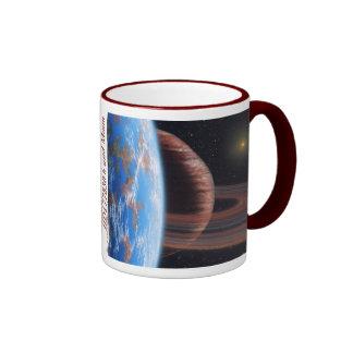 HD177830 b y taza de la luna