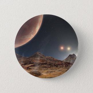 HD188753 Three suns NASA Button