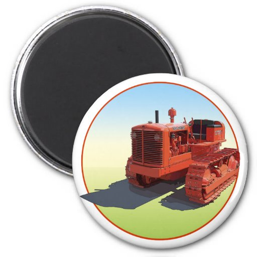 HD-5 Crawler 2 Inch Round Magnet
