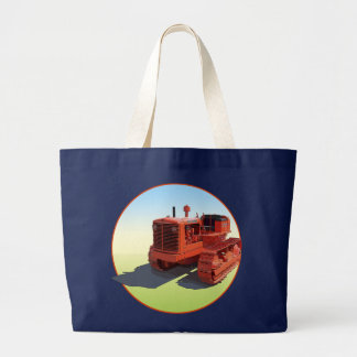 HD-5 Crawler Large Tote Bag