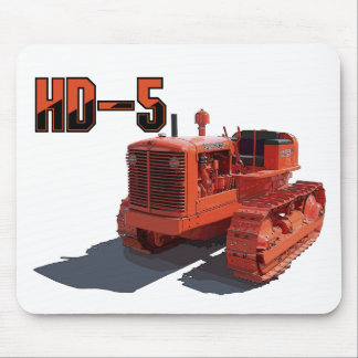HD-5 Crawler Mouse Pad