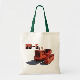 HD-5 Crawler Tote Bag