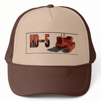 HD-5 Crawler Trucker Hat