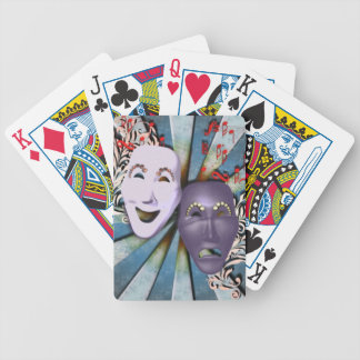 HD Carnival Masks Playing Cards