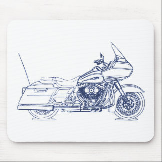 HD FLTR RoadglideTouring 2009 Mouse Pad