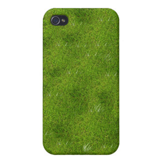 HD Grass with Earth ! iPhone 4 Cases
