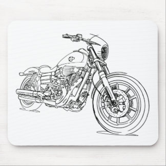 HD LowRiderS 2017 Mouse Pad