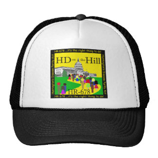 HD on the Hill Hat