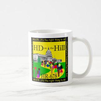 HD on the Hill Mug