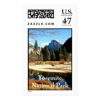 HD_Ref, Yosemite National Park Postage