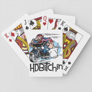 HDBitchin Playing Cards