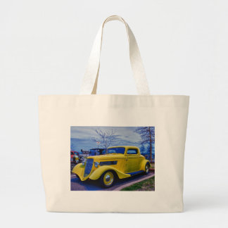 HDR Classic Hot Rod Yellow Bags