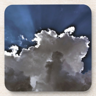 HDR Clouds Coasters