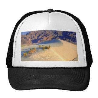 HDR Death valley sand dunes Mesh Hat