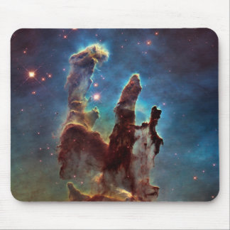 HDR Eagle Nebula Pillars of Creation Mouse Pad