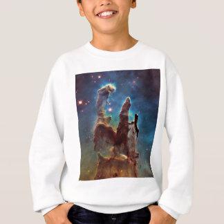 HDR Eagle Nebula Pillars of Creation Sweatshirt