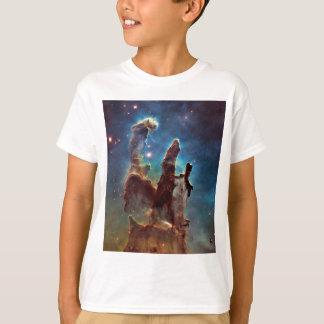 HDR Eagle Nebula Pillars of Creation T-Shirt