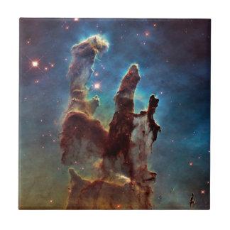 HDR Eagle Nebula Pillars of Creation Tile