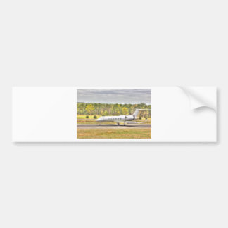 HDR Jet Landing Airbrakes On Bumper Stickers
