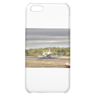HDR Jet Plane AirBrakes On iPhone 5C Cases