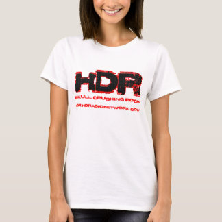 HDR Ladies's T-Shirt