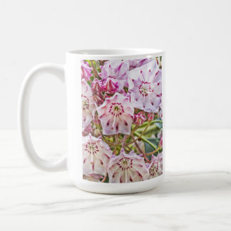 HDR Photo Of Pink Rhododendrons Mug