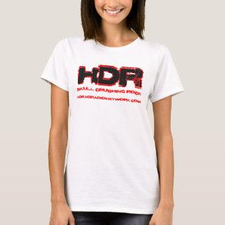 HDR Skull Crushing Rock T-Shirt