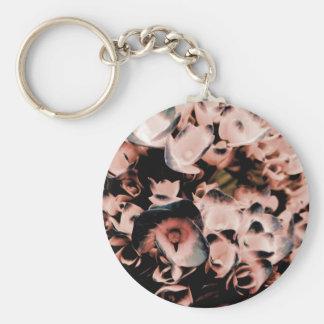 Hdra Pink Keychain