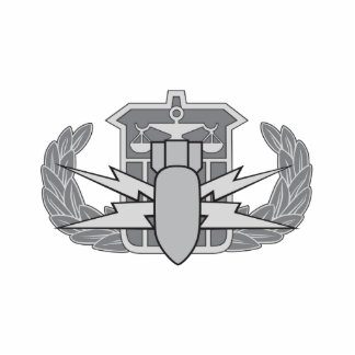 HDS badge Cutout