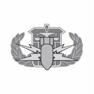 HDS badge Cut Out