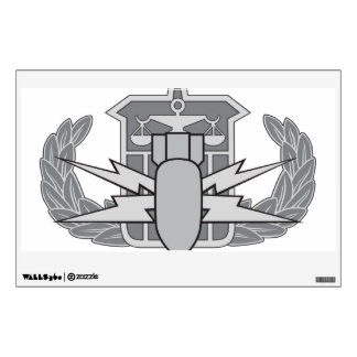 HDS badge Wall Decal