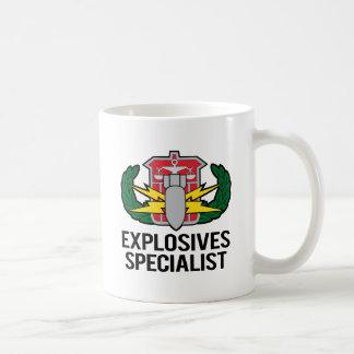 HDS Explosives Specialist Coffee Mug