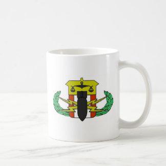HDT Badge Coffee Mug