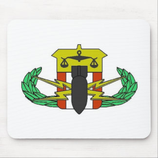 HDT Badge Mouse Pad