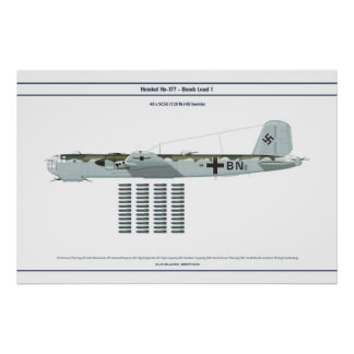 He 177 Load 1 Poster
