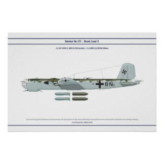 He 177 Load 3 Poster