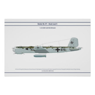 He 177 Load 5 Poster